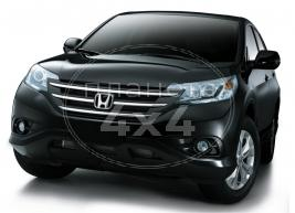 Тюнинг Honda CR-V (2012 - ...)