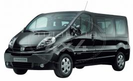 Nissan Primastar (2004 - ...) аксессуары