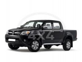 Toyota Hilux (2006 - ...) аксессуары