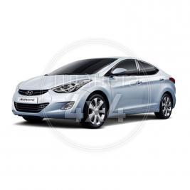 Hyundai Elantra (2011 - ...) аксессуары