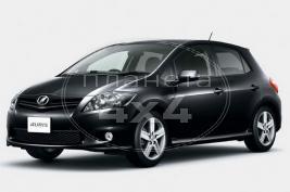 Toyota Auris (2007 - ...) аксессуары