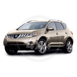 Nissan Murano (2008 - ...) аксессуары