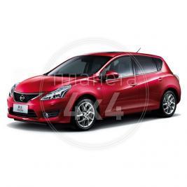 Тюнинг Nissan Tiida (2011 - ...)