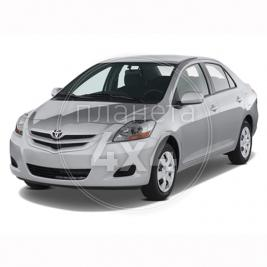 Toyota Yaris (2006 - ...) аксессуары