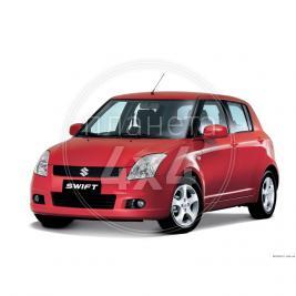 Suzuki Swift (2005 - 2010) аксессуары