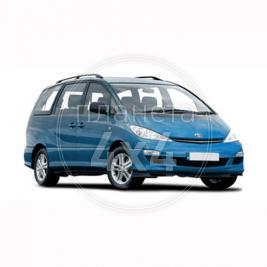 Toyota Previa (2001 - 2006) аксессуары