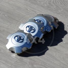 Заглушки в диски Toyota Prado 150 (2009 - ...)